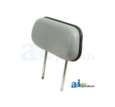 HEADREST GRAY VINYL (HR2VL4)