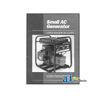 SHOP MANUAL-SMALL GENER. (SMGSM3)