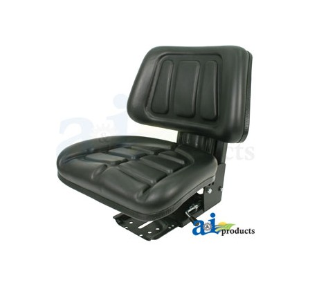 SEAT TRACTOR BLK (T333BL)