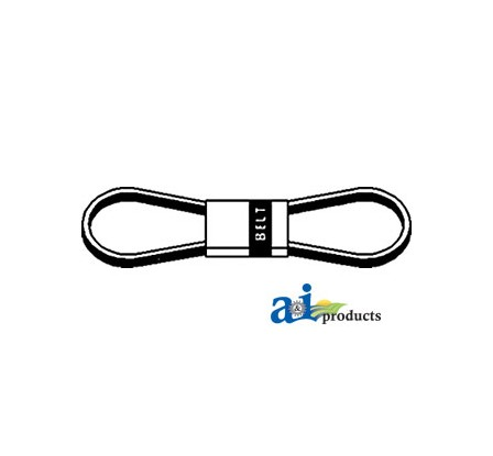 C-SECTION WRAPPED BELT (284063)