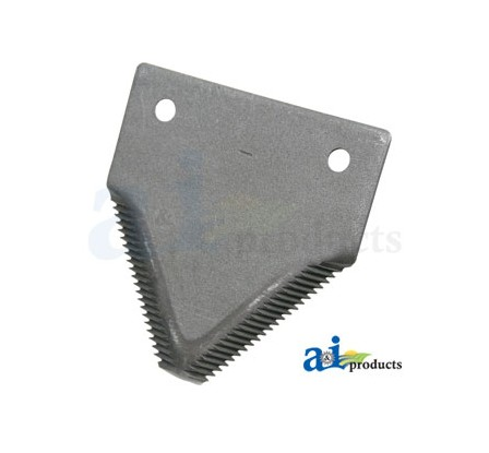 BLK TOP SERRATED SECTIONS (411-083)